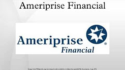 Ameriprise Advisor Videos