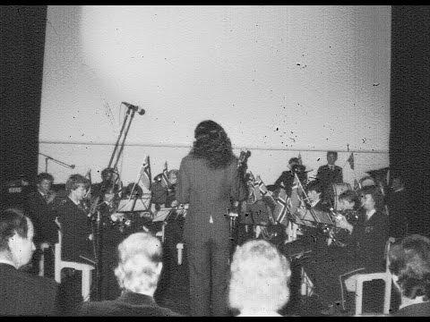 Opning av Halsnøy Samfunnshus, 1985 (radio)