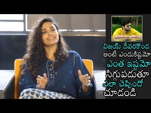Malavika Nair Says Romantic Words About Vijay Devarakonda | Malavika Nair | Daily Culture