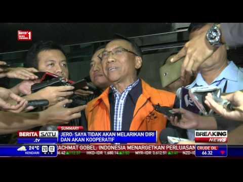 Breaking News: Jero Wacik Resmi Ditahan
