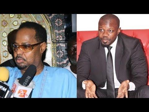 SENEGAL La réponse trop salée de Ousmane Sonko à Ahmed Khalifa Niass affole la toile