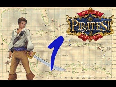 Sid Meier´s Pirates! PC deutsch 2004  01 Petri heil und Leinen los!