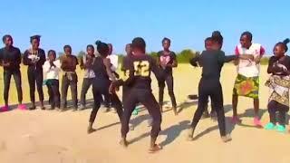 The Vision Kids | Kabushi Kalila Lila Dance Challenge || ZedMusic || Zambian Music Videos 2019