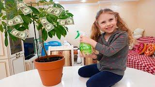 Melissa , Hotul si Copacul cu Bani