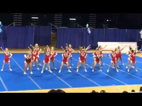 Williamsville East Varsity Cheerleading, Grand Champions of UB Spirit Challenge 2014