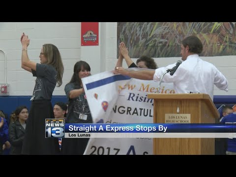 Los Lunas elementary schools recognized for 'A' ratings