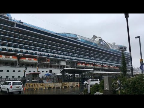 FBI investigating death aboard a Princess cruise ship