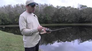 How To Set The Mechanical Brake on a Baitcaster Reel