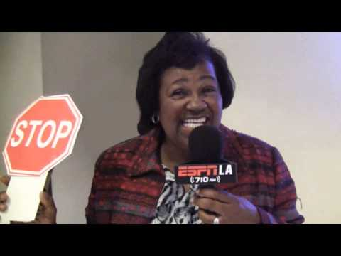 Evelyn the Crossing Guard - NBA Analyst