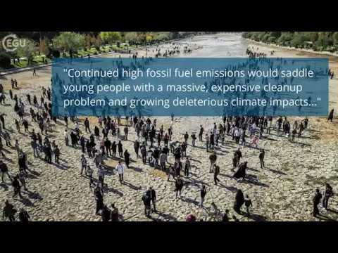Video summary: Removing CO2 from the air required to safeguard children's future