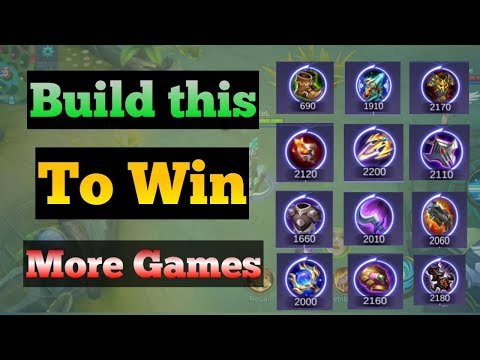 Item Guide 1   Item Build That Win Games   Counter Build And Recounter   Mobile Legends Guide
