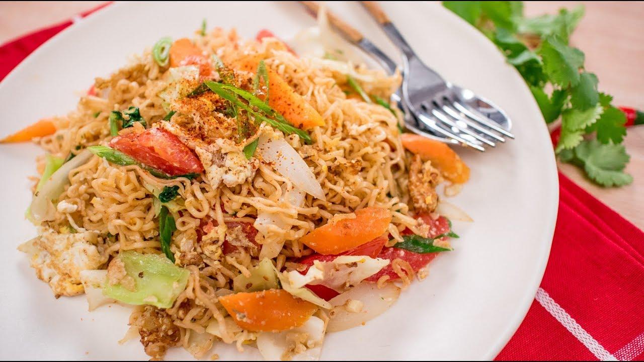 Hot Thai Kitchen Pad Thai Recipe