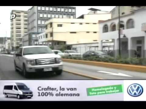 Desde 1 de febrero se sancionara a quienes utilicen el carril exclusivo de la metrovía