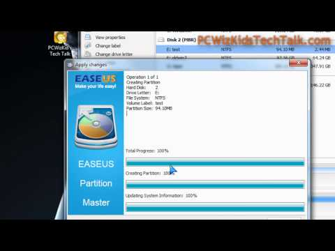 Free Windows Disk Partition Software