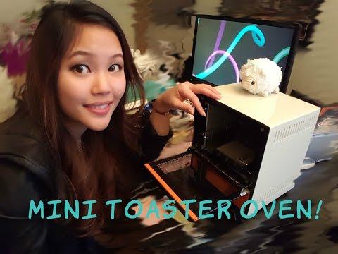#11 VIDEO MINI TOASTER OVEN