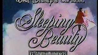 Sleeping Beauty TV trailer 1986