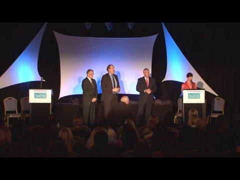 SDBJ Honors George DeVries with Healthiest Companies Lifetime Achievement Award