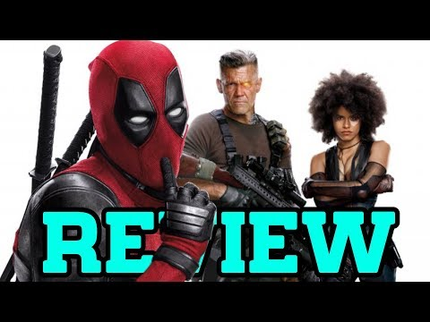 Deadpool 2 - Movie Review (with Spoilers)