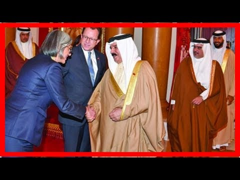 Breaking News | HM King receives US citizens at special ceremony