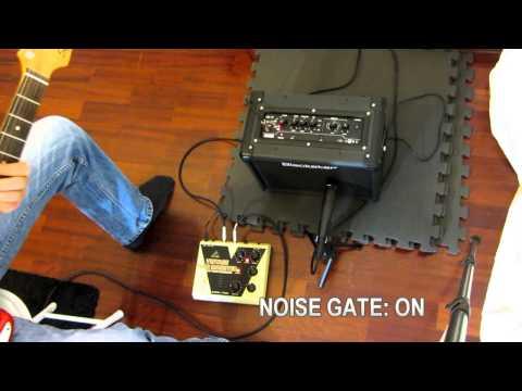 Behringer Vintage Tube Monster - Test/playthrough