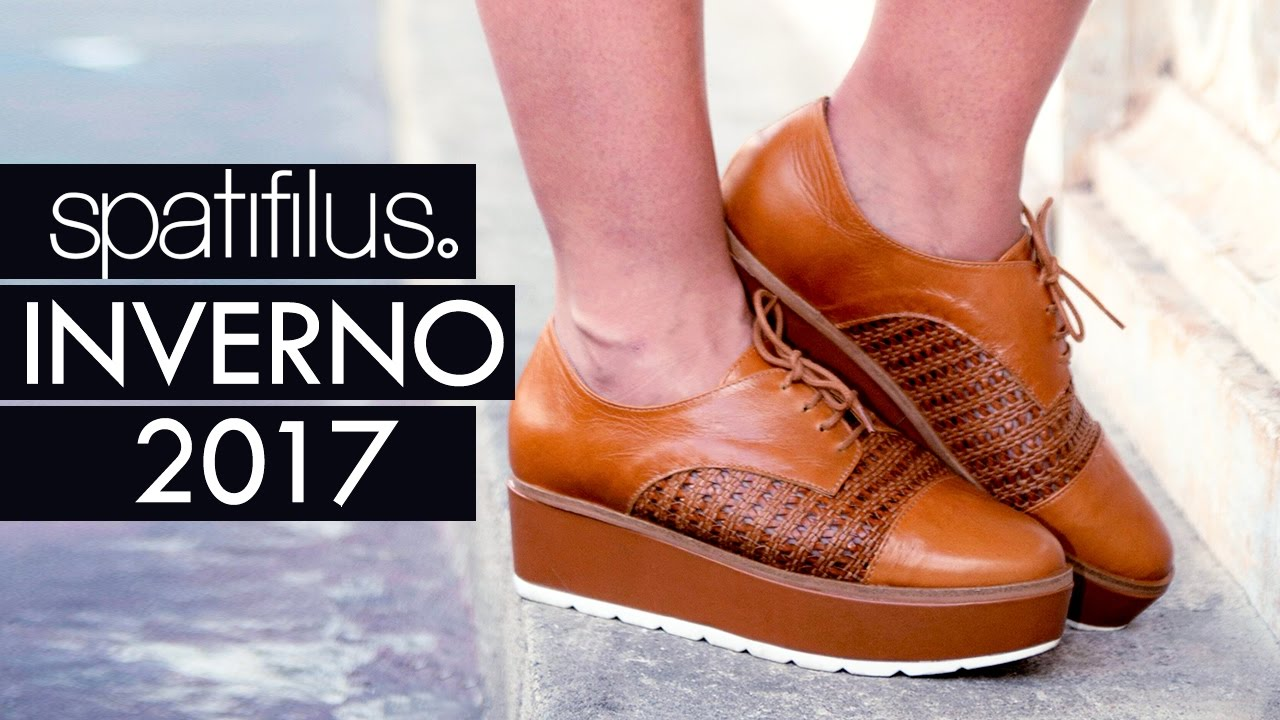 9561144d9 Moda Inverno 2017: Sapatos Femininos Moda Inverno 2017 - Spatifilus ...
