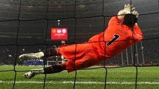 Как отбивать пенальти в FIFA 14
