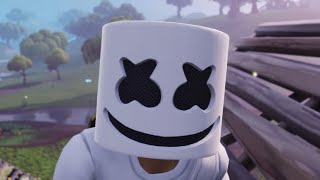 MARSHMELLO SKIN GAMEPLAY!! 710+ WINS (Fortnite Battle royale)