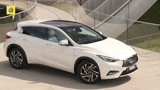 Infiniti Q30 Premium - Test de voiture