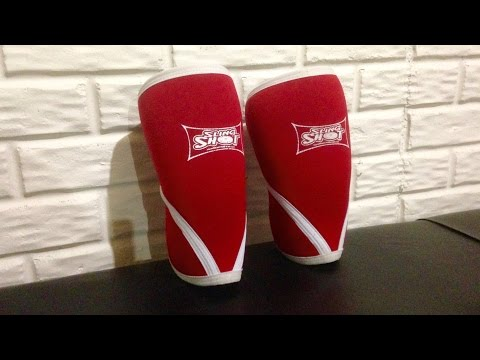 Properly Cleaning Sling Shot knee sleeves