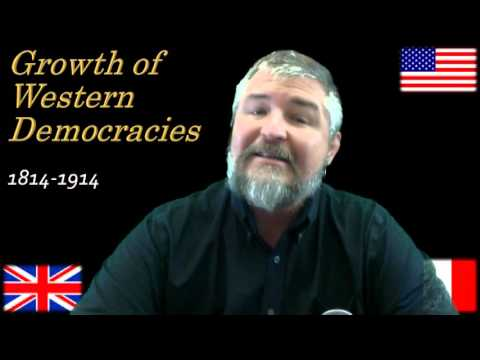 Democratic Reform in Great Britain Part 1