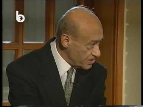 Fouad Boutros on Charles Helou and the 2nd bureau  (LBC - 1998)