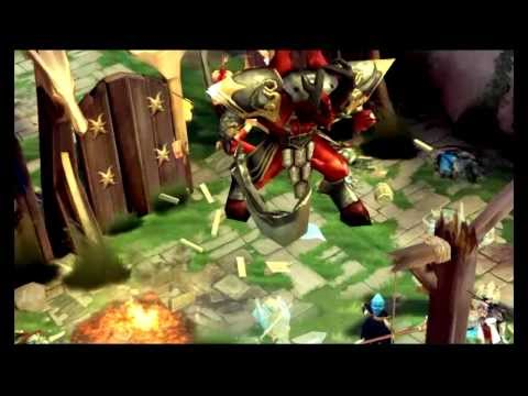Let's Play Dungeon Hunter 4 - WarMage Introduction