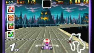 Mario Kart Super Circuit - All Tracks