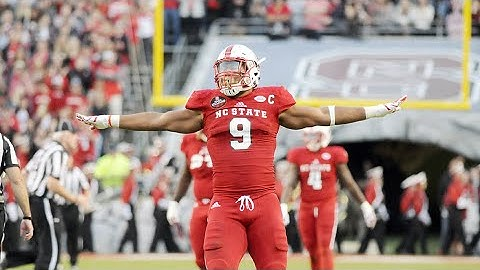 Top 10 Defensive Players in NC State Football History