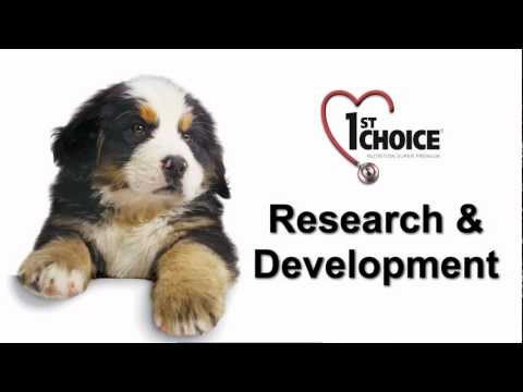 1st Choice The Science Behind Our Dog Food