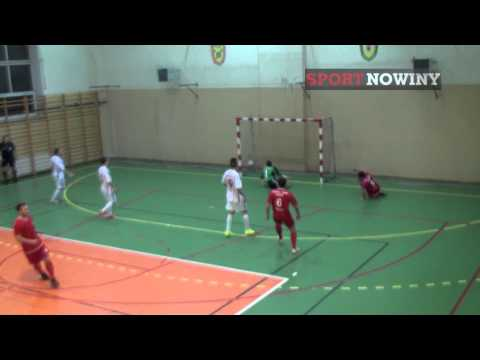 II liga: Strzelec Gorzyczki -  Futsal Team Brzeg