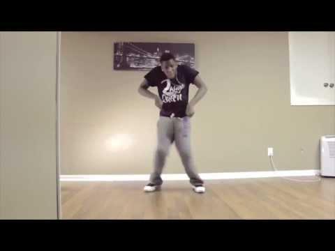 The Dlow Shuffle  New Dance Video 2013
