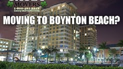 Boston, MA to Boynton Beach, FL Movers | Casey Movers | Long Distance Movers | 1-800-482-8828