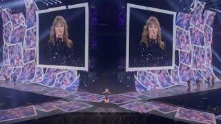 Taylor Swift  You Belong With Me ( LIVE Reputation Stadium Tour)