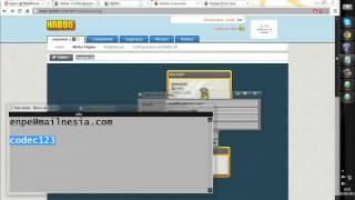 Como desbloquear pergunta de segurança habbo / Descobrir Email / Data de nascimento 29/03/2015