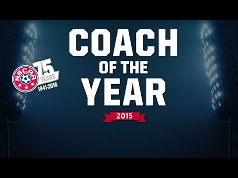 2015 NSCAA Coach of the Year Show