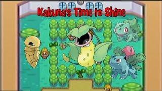 Pokemon FireRed- Kakuna Rattata (Part 4)