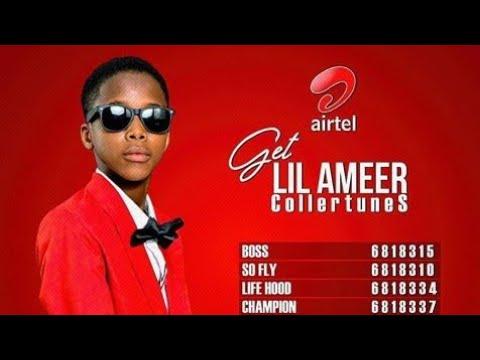 H hiphop lil Ameer tribute