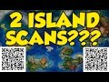 BEST POKEMON SUN AND MOON QR CODES! 2 ISLAND SCANS A DAY!