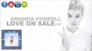 Amanda Fondell - Love On Sale (Audio HD)