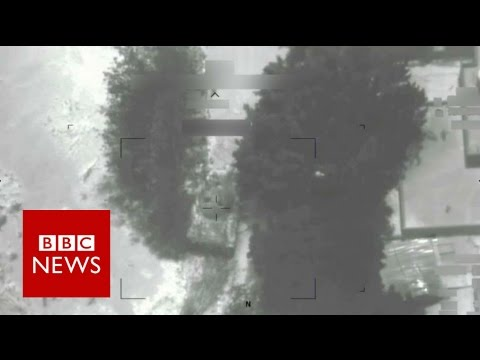 Why did US launch air strikes in Libya? BBC News