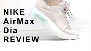 Nike Air Max Dia Review: Women's Shoes