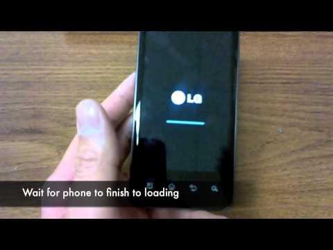 How to Unlock LG Optimus (LG 2x, LG P990 Star, LG P990 Optimus Speed) Tutorial / Instructions
