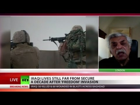 Tariq Ali: US, UK never faced justice for Iraq war crimes