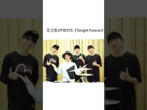 Download Youtube: 王力宏xTFBOYS《Tonight Forever》